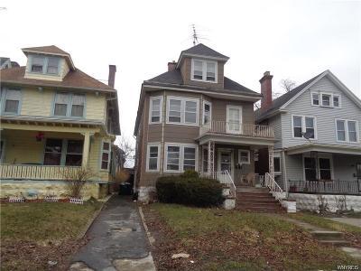 Buffalo NY Multi Family 2-4 A-Active: $189,800