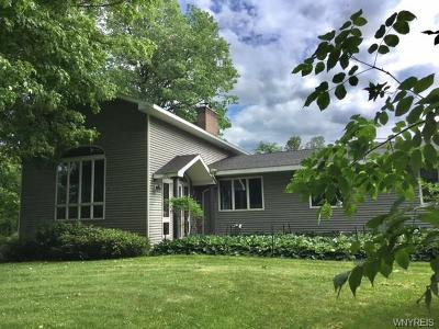 Single Family Home A-Active: 5479 Dean Road