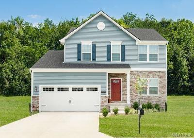 Erie County Single Family Home A-Active: 184 Stonebridge Road