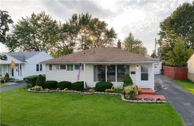 Erie County Single Family Home A-Active: 338 Wendel Avenue