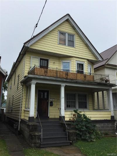 Erie County Multi Family 2-4 A-Active: 25 Arthur Street