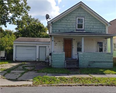 Niagara County Single Family Home A-Active: 191 Miller Street