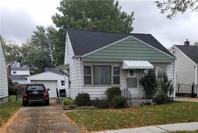 Erie County Single Family Home A-Active: 24 Marbeth Court