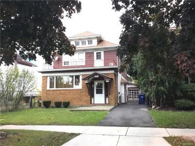 Buffalo NY Multi Family 2-4 A-Active: $89,900