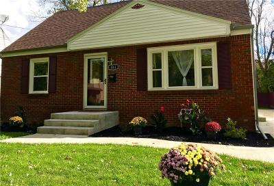 Amherst Single Family Home A-Active: 461 Springville Avenue