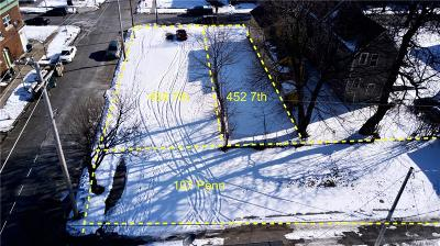 Buffalo Residential Lots & Land C-Continue Show: 107 Pennsylvania Street
