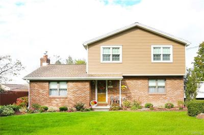 Single Family Home A-Active: 831 Lockport Road