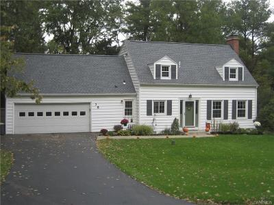 Orchard Park Single Family Home U-Under Contract: 38 Henning Drive