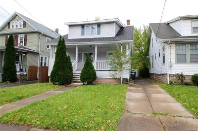 Amherst NY Single Family Home U-Under Contract: $109,888