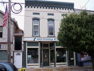 Franklinville NY Commercial A-Active: $80,000