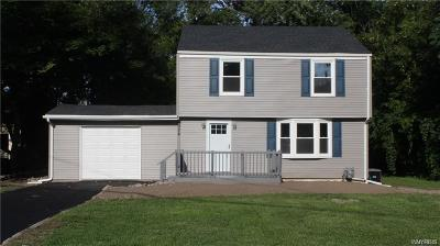 Lewiston Single Family Home P-Pending Sale: 4924 Creek Road Extension