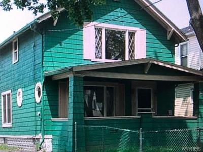 Niagara County Single Family Home A-Active: 2632 Niagara Avenue