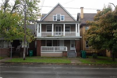 Niagara Falls Multi Family 2-4 A-Active: 927 Ferry Avenue