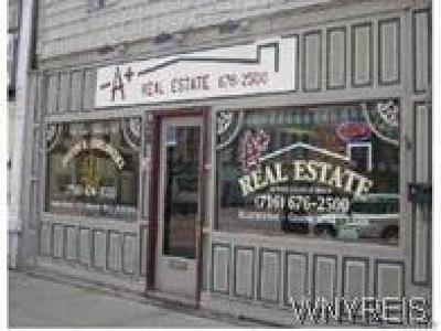 Franklinville NY Commercial A-Active: $44,900