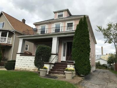 North Buffalo Multi Family 2-4 A-Active: 780 Amherst Street