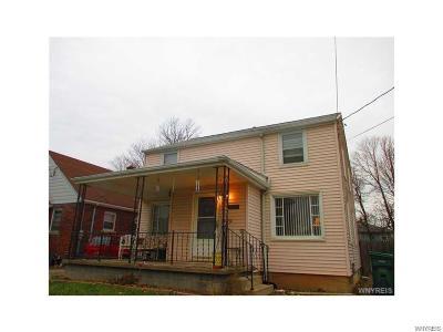 Niagara Falls NY Single Family Home A-Active: $54,900