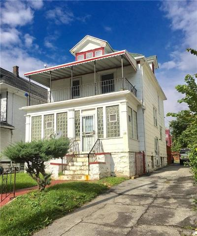 Buffalo NY Single Family Home A-Active: $149,900