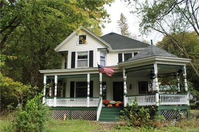 Pavilion Single Family Home A-Active: 7303 Old State Road