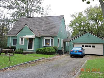 Hamburg Single Family Home A-Active: 3028 Old Lakeview Road