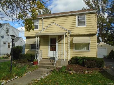 Niagara Falls Single Family Home A-Active: 621 77th Street