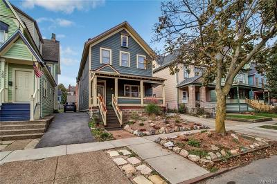 Buffalo Single Family Home U-Under Contract: 366 Hudson Street