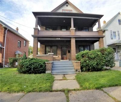 Niagara Falls Multi Family 2-4 U-Under Contract: 1718 La Salle Avenue