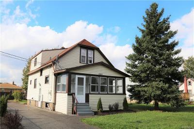 West Seneca Single Family Home A-Active: 264 Barnsdale Avenue