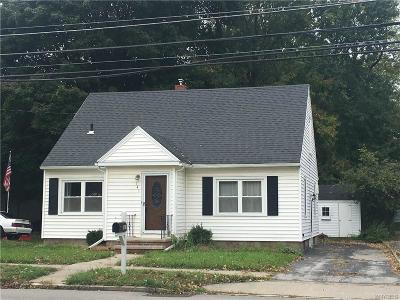 Batavia NY Single Family Home A-Active: $99,900