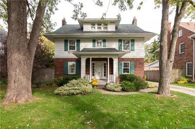 Buffalo Single Family Home A-Active: 272 Deerhurst Park Boulevard