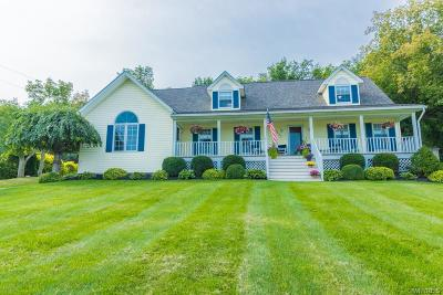 Niagara County Single Family Home A-Active: 4332 Lower Mountain Road Northwest