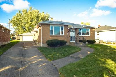 Cheektowaga Single Family Home A-Active: 138 Lydia Lane