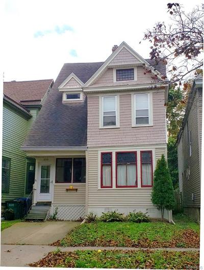 Buffalo Single Family Home U-Under Contract: 359 Bird Avenue