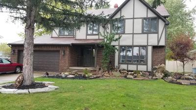 West Seneca Single Family Home A-Active: 90 Maplewood Avenue