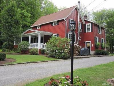 Single Family Home A-Active: 3171 Paxon Road