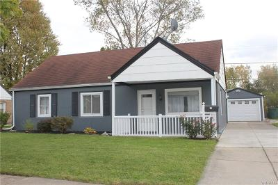 Cheektowaga Single Family Home A-Active: 49 Christa Street