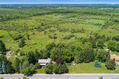 North Tonawanda Residential Lots & Land U-Under Contract: 7158 Bear Ridge Road