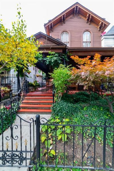 Single Family Home A-Active: 354 Prospect Avenue