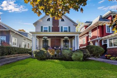 Erie County Single Family Home A-Active: 40 Jewett Parkway