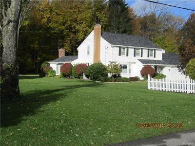 Hamburg Single Family Home U-Under Contract: 6502 Old East Eden Road