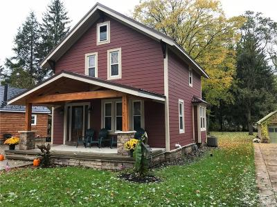 Ellicottville Single Family Home A-Active: 6174 Route 219 South