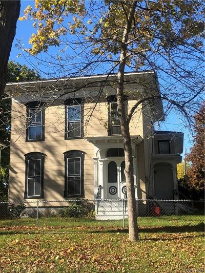 Genesee County Multi Family 2-4 U-Under Contract: 7 Prospect Avenue
