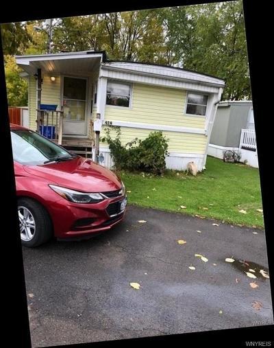 Niagara Falls Single Family Home A-Active: 414 A Street