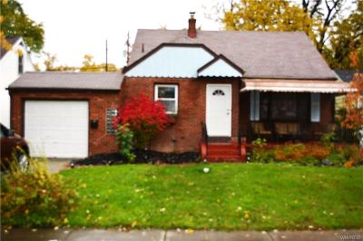 Cheektowaga Single Family Home A-Active: 134 Cunard Avenue
