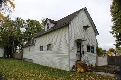Buffalo Single Family Home A-Active: 125 Welker Street