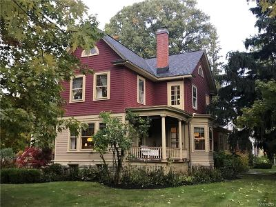 Erie County Single Family Home U-Under Contract: 448 Linden Avenue