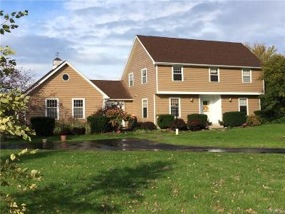 Clarence Single Family Home A-Active: 11238 Hunts Corners Road