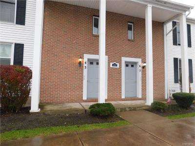 Amherst Condo/Townhouse A-Active: 4785 Chestnut Ridge Road #3