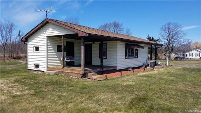 Niagara County Single Family Home A-Active: 2598 McClew Road