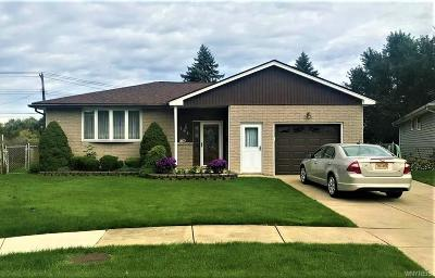 Cheektowaga Single Family Home U-Under Contract: 101 Mayberry Drive East