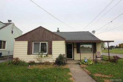 Niagara Falls Single Family Home A-Active: 3668 Chapin Avenue